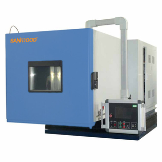 Rapid temperature change (damp heat) vibration comprehensive test chamber