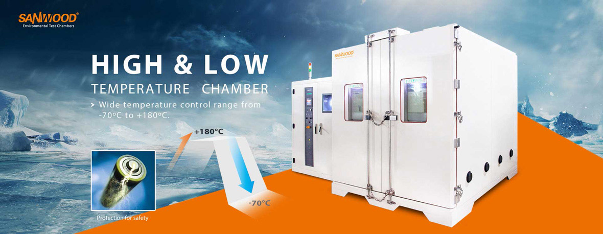 Battery Explosion-proof High and Low Temperature Test Chamber