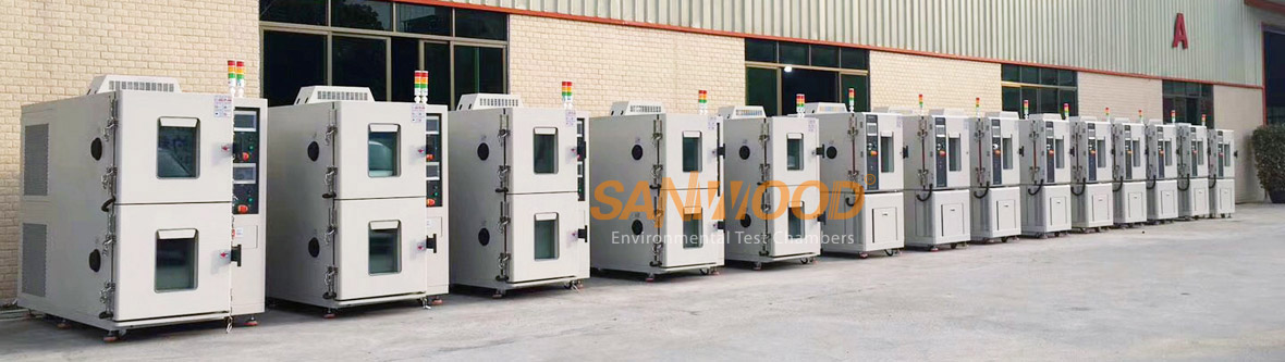 High-Low Temperature Battery Test Chambers