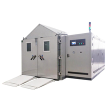 Temperature and Humidity and Salt Spray Corrosion Test Chamber