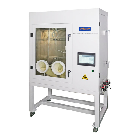 Bacterial Filtration Efficiency Tester